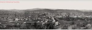 Albury panorama, 1900s