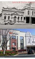 Bank of NSW Albury 1929