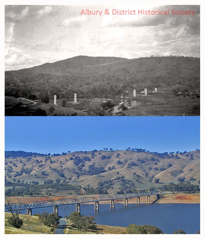Bethanga Bridge via Albury 2