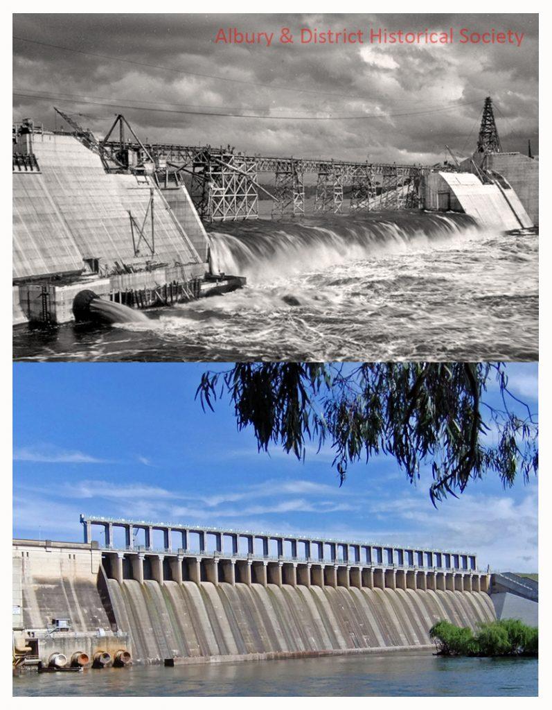 Hume Dam Albury 05