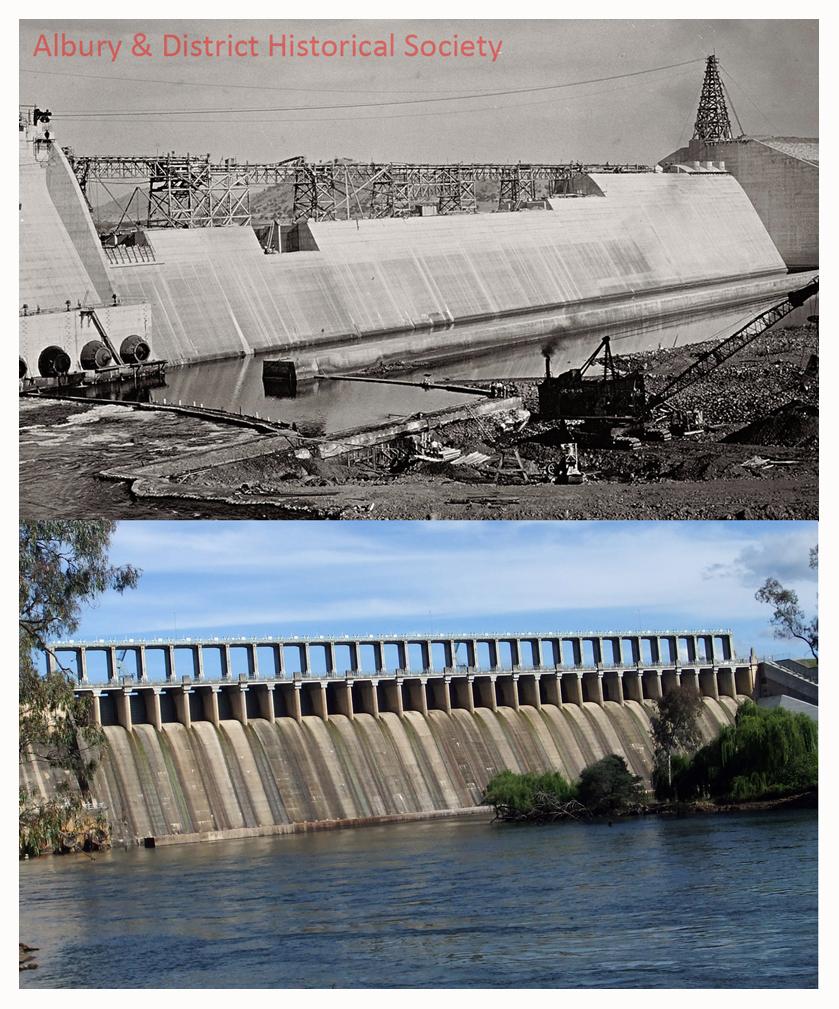 Hume Dam Albury 07