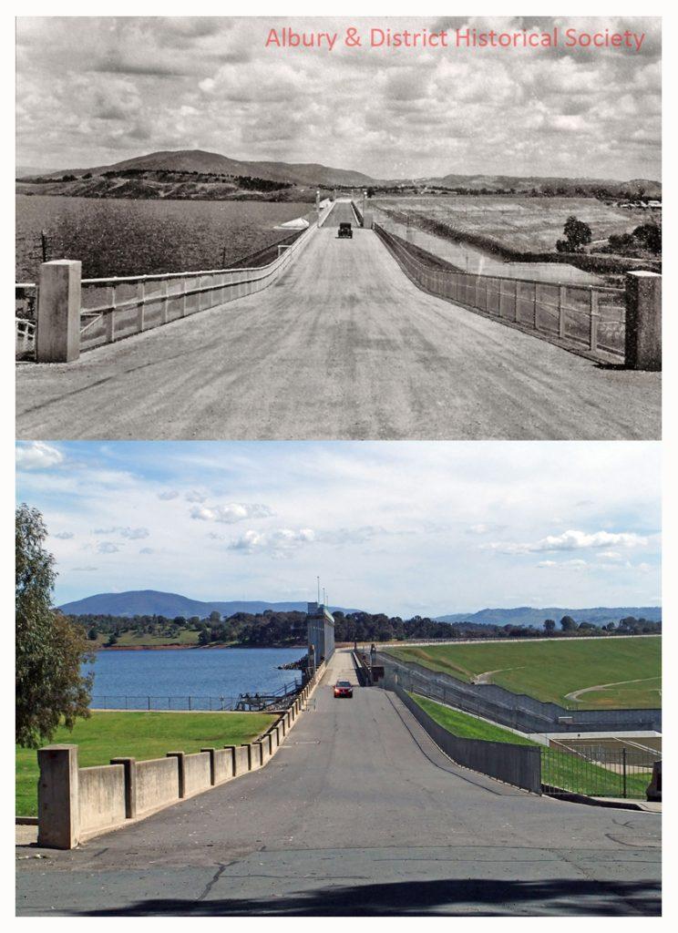 Hume Dam Albury 12