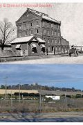 John Burrows flour mill Young St Albury