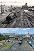 Albury Railway 1939