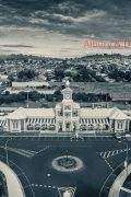 Albury Railway Station 2017