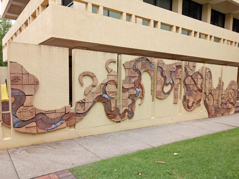 NSW Govt Offices QEII Square Albury2
