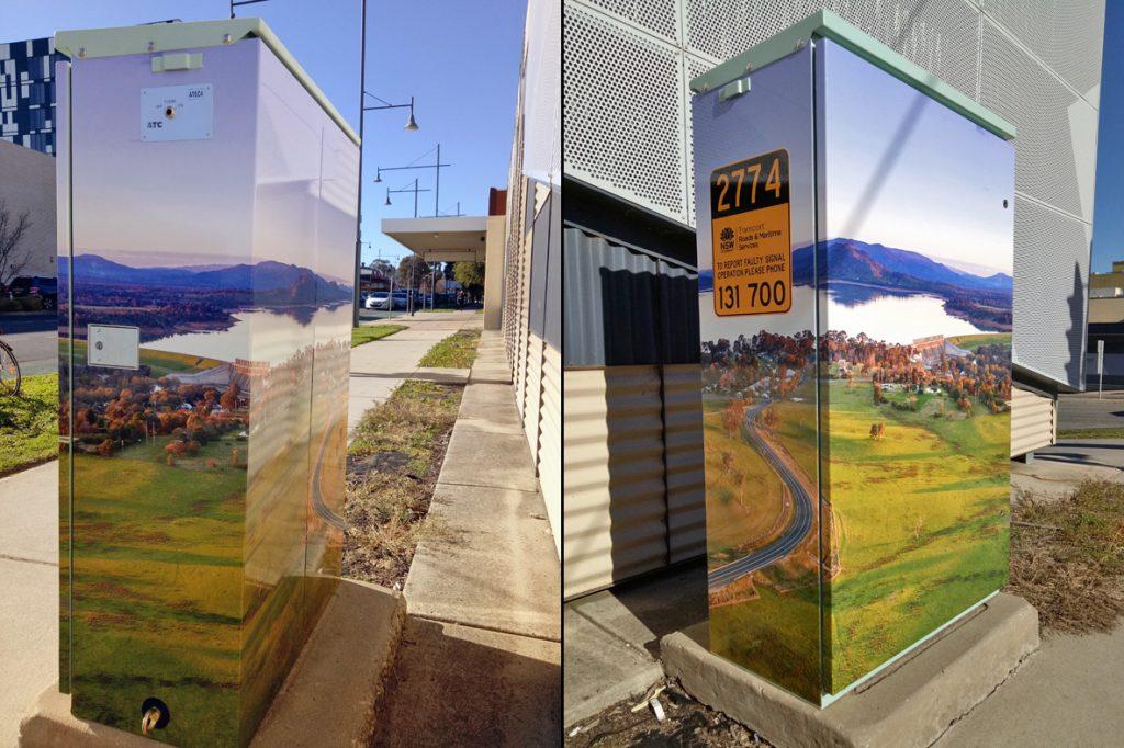 Corner Smollett and Kiewa streets Albury
