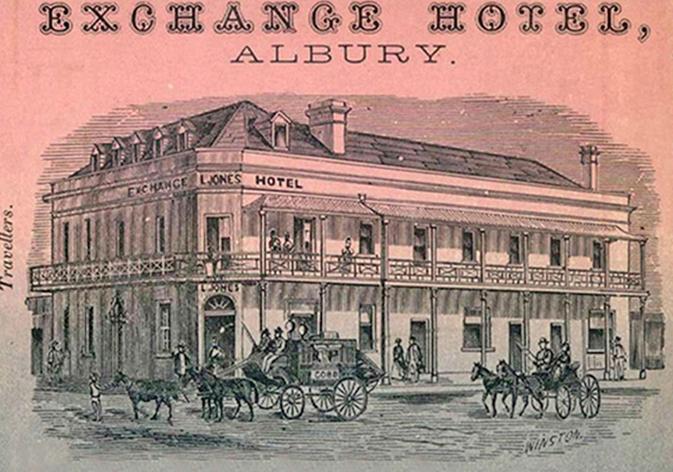 Exchange Hotel Albury