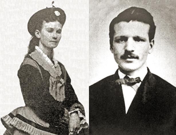 Mary & Wm Brickell