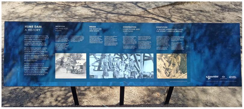 07aHume Dam 1919-2019